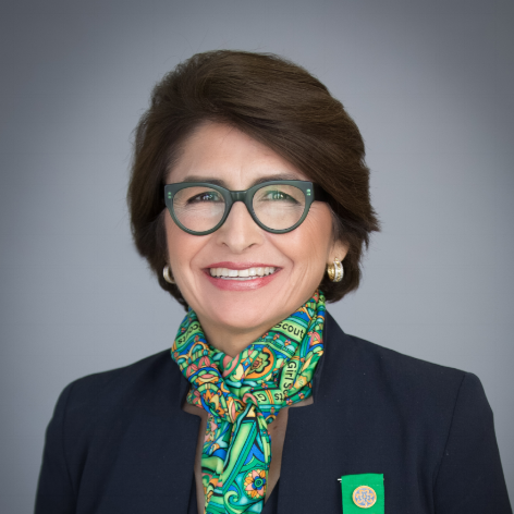 Sylvia Acevedo   CEO, Girl Scouts of the USA