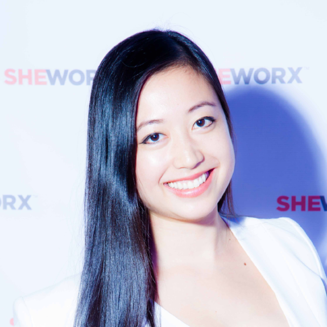 Lisa Wang   Founder & CEO, SheWorx