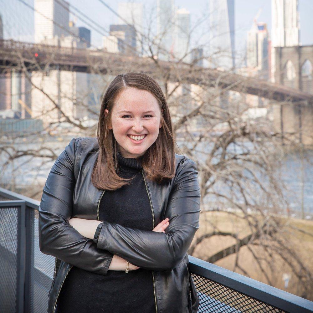 SOPHIE BEREN  Founder and Executive Director of TableTalk Global. 2020 Startups Cohort Member, Spring 2019.