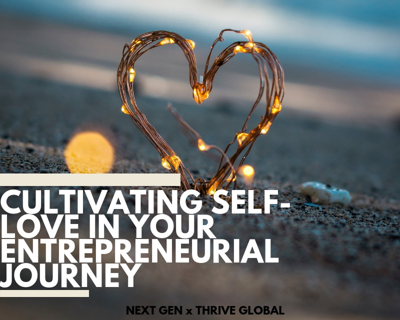Cultivating Self-Love in Your Entrepreneurial Journey - Tips for Self-Care when you're working hard on your startupHaley Hoffman Smith • December 18, 2018