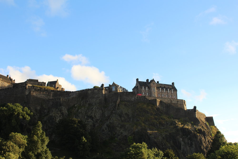 Trip to Edinburgh