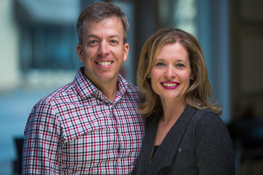 Path Project Founders, Jim and Melinda Hollandsworth