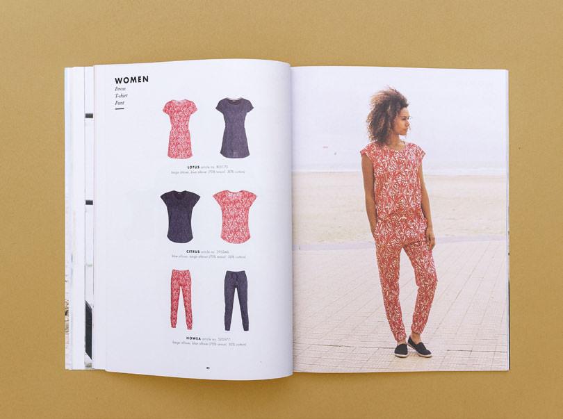 Modestrecke Gestaltung von den sons of ipanema