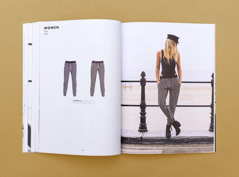 Katalog für vorvert aus Köln