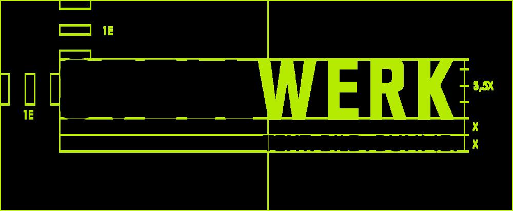 Logogestaltung für das Stellwerk-Magazin von dem Institut für deutsche Sprache und Literatur der Universität zu Köln . Gestaltung von dem Grafikbüro sons of ipanema.