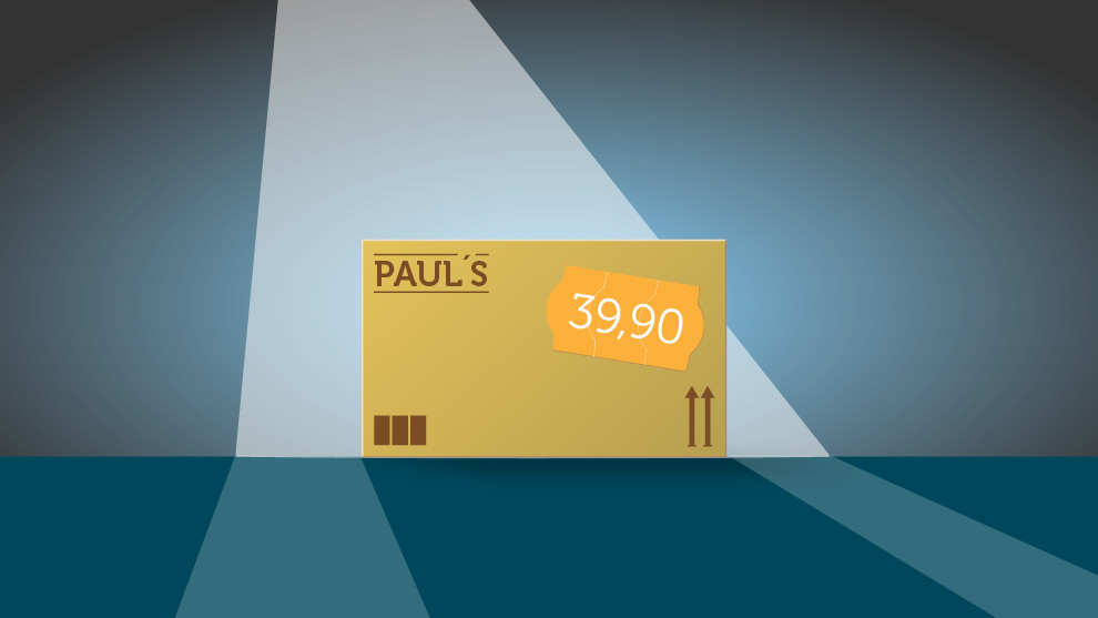 Box Illustration für Portlight von den sons of ipanema einer Grafikdesign Agentur aus Köln