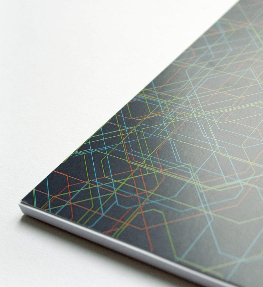 Corporate Design und Farbkonzept aus dem Hause sons of ipanema für die Werbeagentur Zallmann.