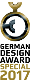 German Design Award für sons of ipanema 2017