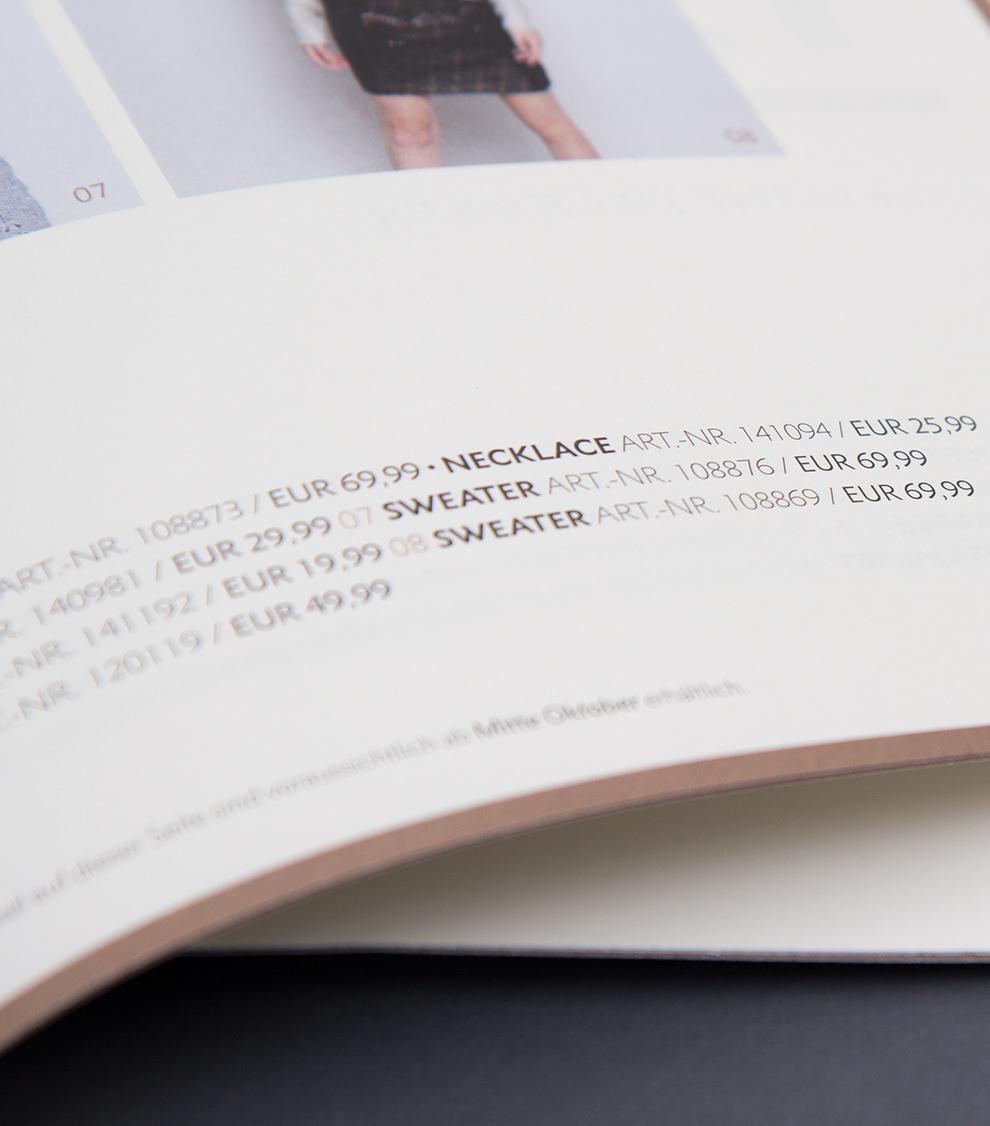 """Detail von den Preisen aus dem Street One Magazin - November und Dezember mit dem Titel """"Goodtimes & Boogie"""". Gestaltung von der Grafik Agentur sons of ipanema."""
