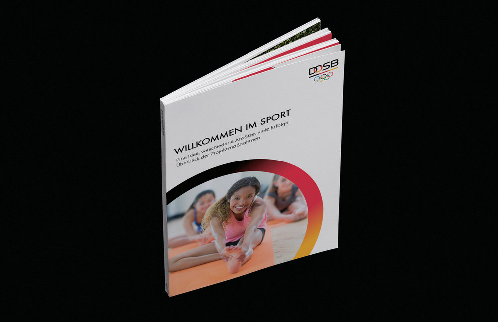 """Bericht zur Aktion """"Willkommen im Sport"""" von den sons of ipanema für den Deutschen Olympischen Sportbund"""