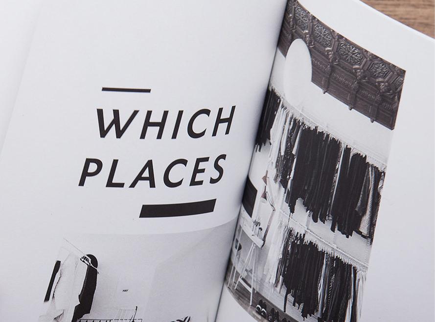 Für den Vertrieb der Modemarke Street One entwickelten die sons of ipanema aus Köln ein Buch und entwickelten das Editorial Design.