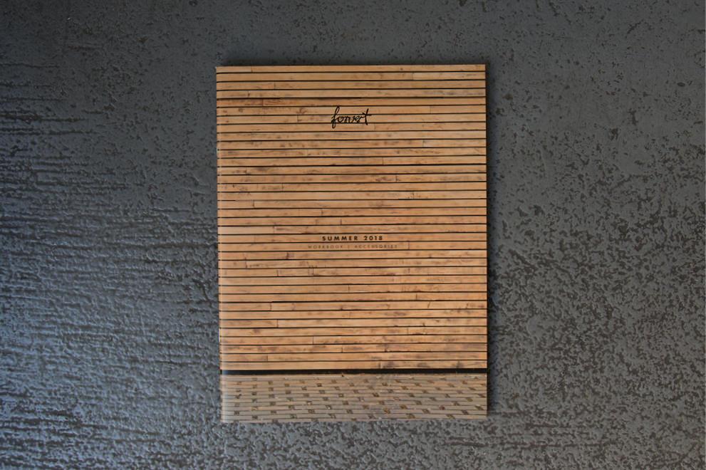 Die sons of ipanema aus Köln haben die neuen Workbook für forvert (Summer 2018) gestaltet