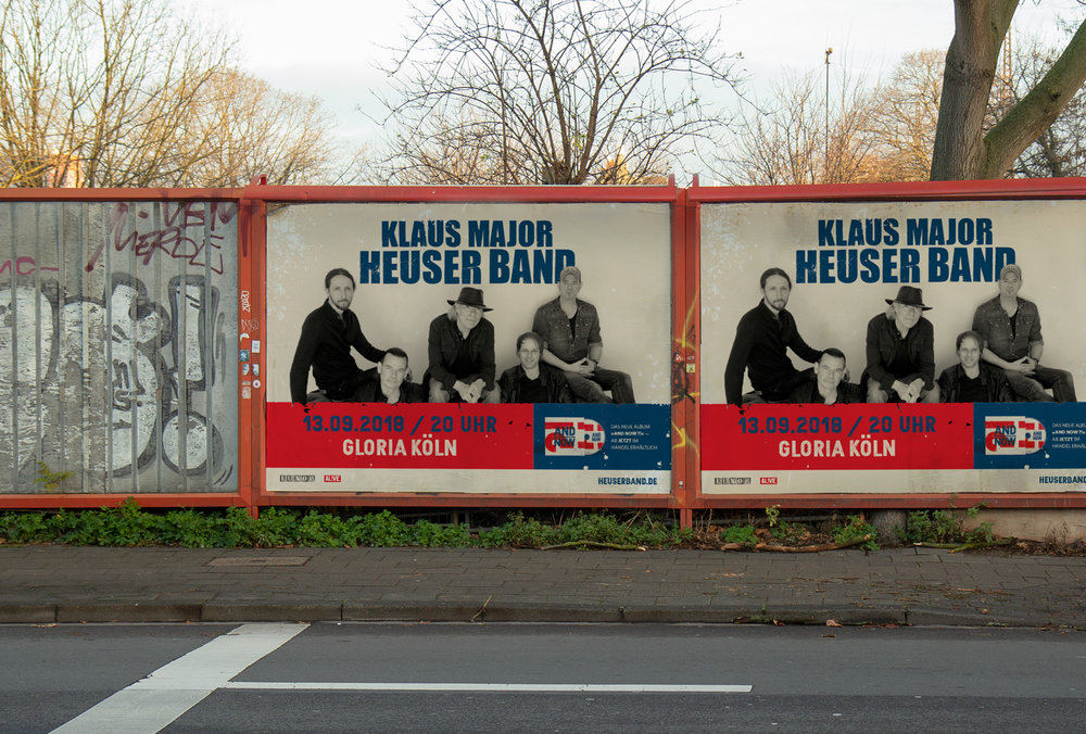 18/1 - Plakat in der Kölner Innenstadt