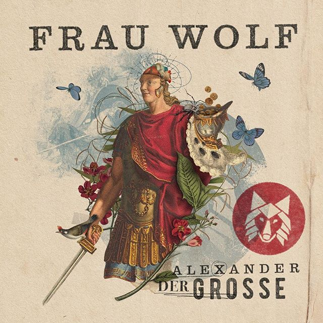 Cover Artwork for @frauwolfofficial . . #collage #distressed #grunge #graphicdesign #rough #batman #red #cologne #illustration #cover #merch #typography #typo #sketch #picoftheday #doodle  #design #penandpaper #monoink  #rsa_graphics #designtip @graphicdesigncentral @picame @designspiration @distressedunrest @stefanweyer #graphicdesignblg #supplyanddesign #itsnicethat #typegang #TYxCA
