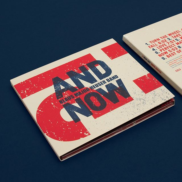 """Wir läuten so langsam aber sicher das Jahresende ein und aktualisieren fleissig unsere Seite.  Dieses Mal ist es das neue Album der Klaus Major Heuser Band. The Major is back!  Wir durften dieses Jahr wieder für das Album """"And Now?!"""" tätig werden. Neben CD, Booklet, Tour-Shirts, Anzeigen in Musikexpress und Rolling Stone sowie Autogrammkarten, gab es dieses Mal auch Großflächenplakate.  Weitere Fotos und Details findet ihr auf unserer Seite 🙌 —  #collage #distressed #grunge #graphicdesign #rough #cologne #illustration #typography #typo #sketch #picoftheday #design #monoink  #rsa_graphics #designtip @graphicdesigncentral @picame @designspiration @distressedunrest #graphicdesignblg #supplyanddesign #itsnicethat #typegang #TYxCA #musicartwork #coverartwork #vinyladdict #musicdesign #sonsofipanema #rockbands #kölschemusik"""