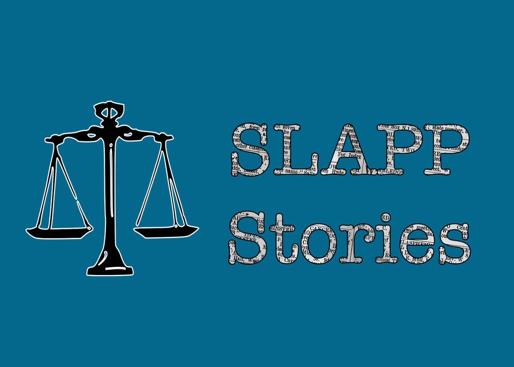 SLAPP Stories