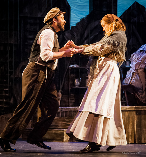 Fiddler on the Roof (2014). Photo by Janet Moore-Coll