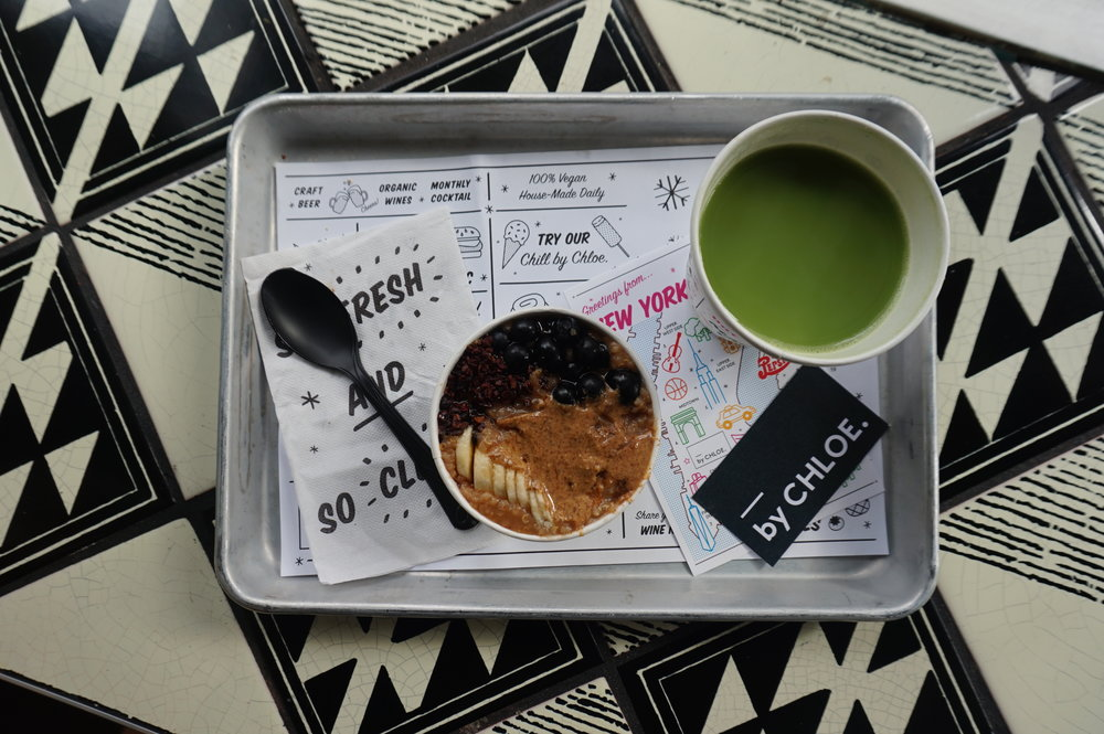 BYCHLOE. - Community Development : Launched byCHLOE in its new neighborhood and established a presence in the conscious eating community through tastings and an invite-only brunch.