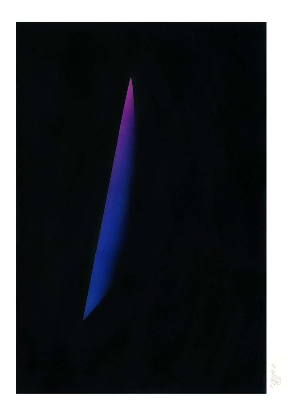 Aquarelle sur papier - 36 x 51 cm