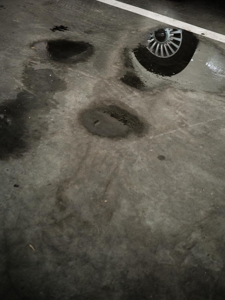 """Untitled - #4"" - Foto geprint op aluminium - 60 x 80 cm"