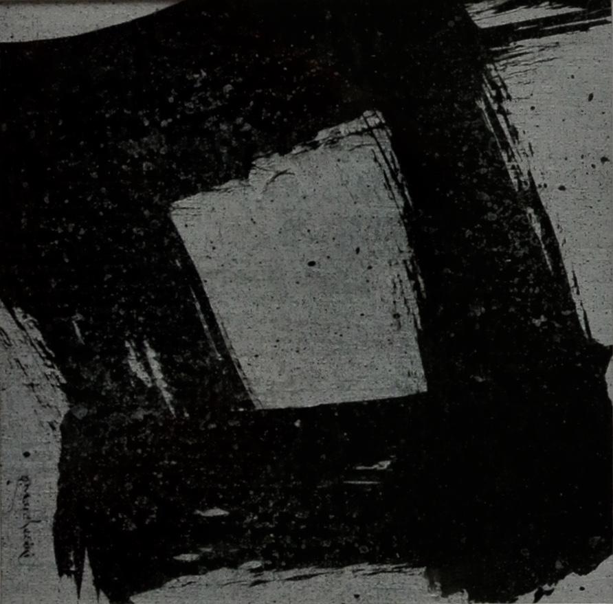 Gianni Marchesini - titel - 53 x 53 cm - Inkt op papier