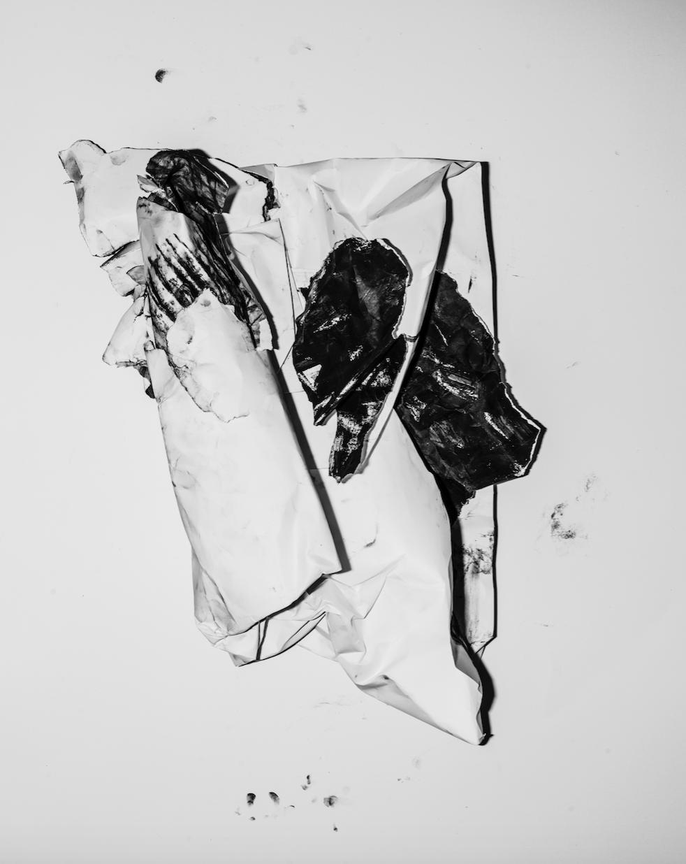 T.T.T.T. - Photo sur papier barite - 90 x 112 cm