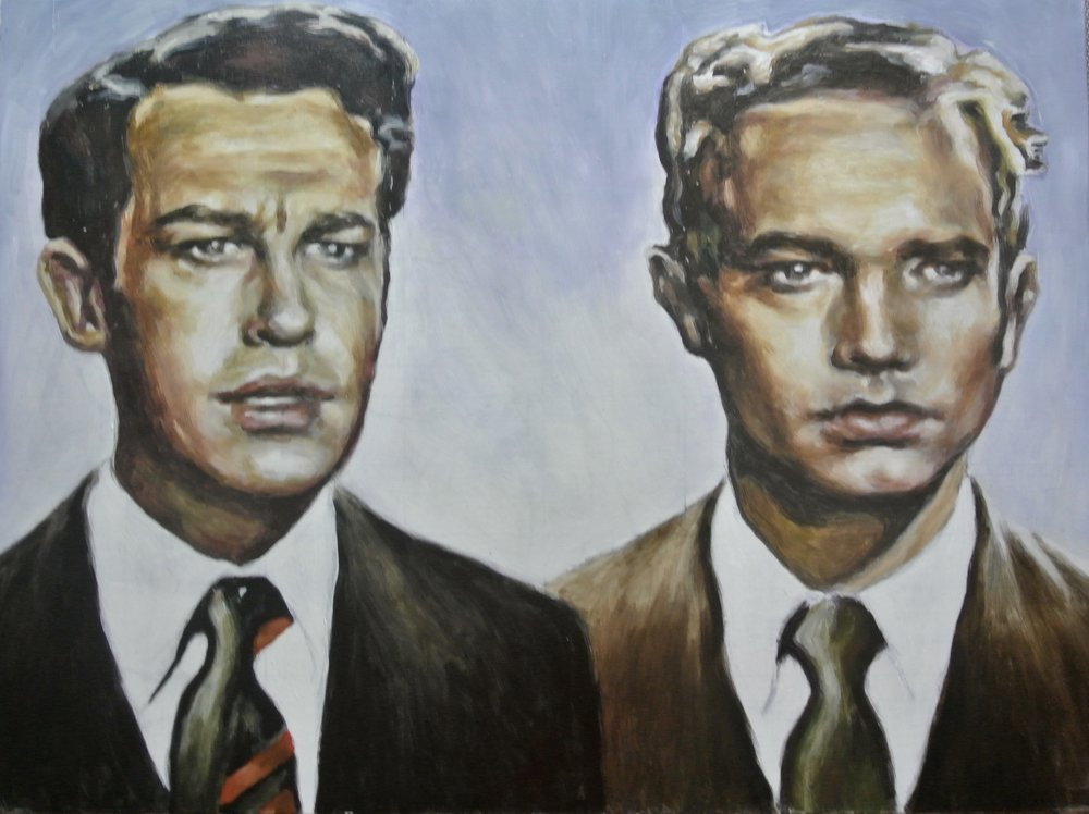 Candy crushers- Oil sur toile - 60 x 80 cm
