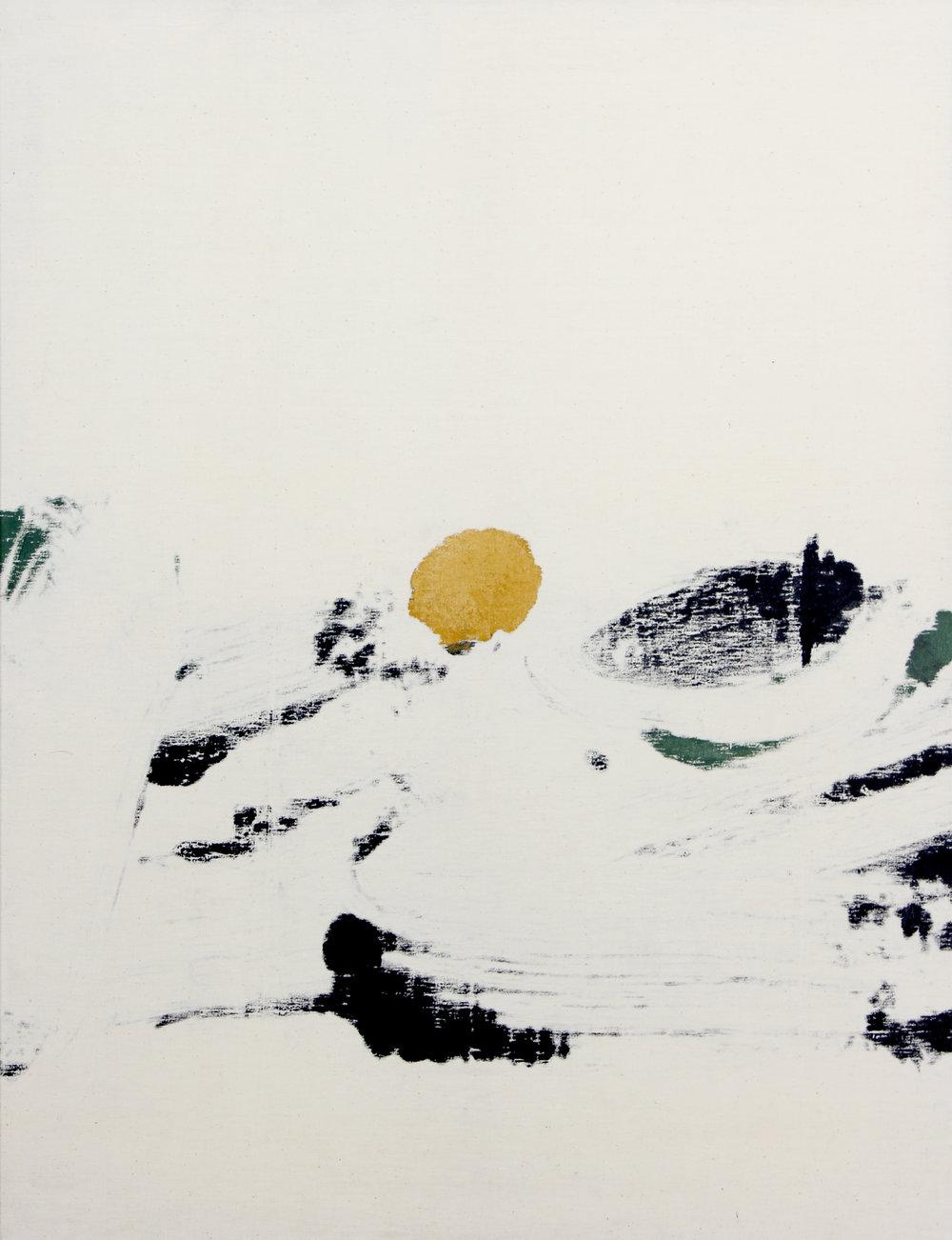 Painting 116/89 cm - Acrylic on canvas