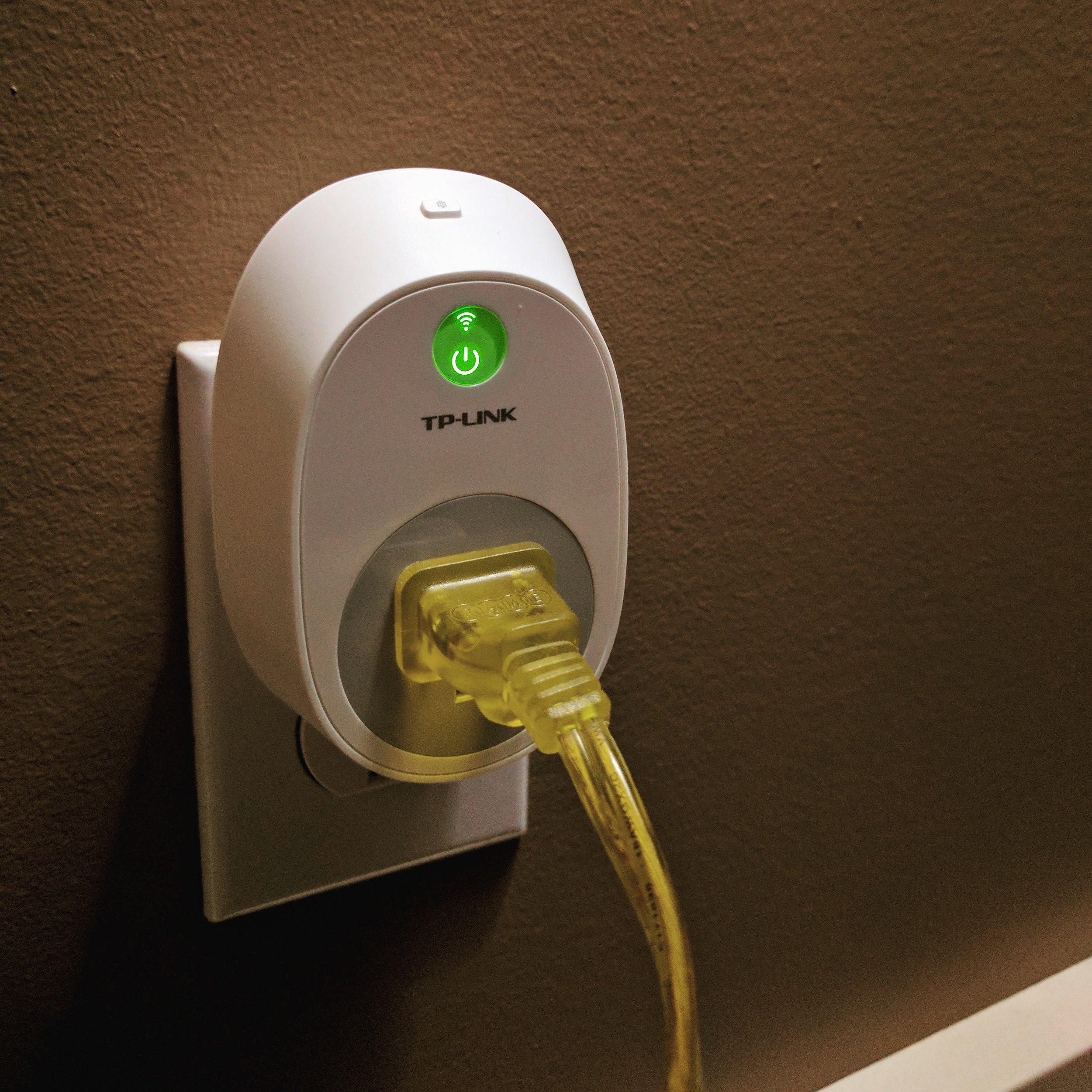 Review: TP-Link HS100 Smart Plug — AutoHab