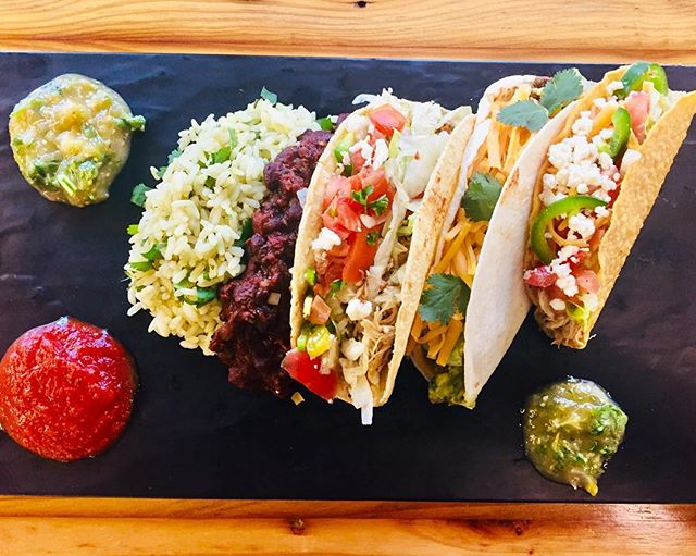 We know you have been asking and yes, tacos are back! #BYO #tacos all week long! Stop on in and try our new customer favorite! 🌮=♥️ #eurestohiovalley #detroiteats #eurestculinary #detroitfoodie #tacosarelife #tacosarebae #salsaroja #salsaverde #beefbarbacoa #chickencarnitas