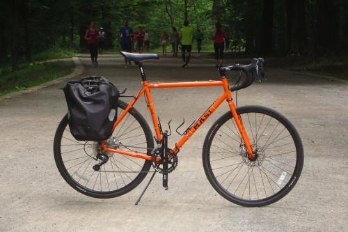 Vélos de cyclo-tourisme -