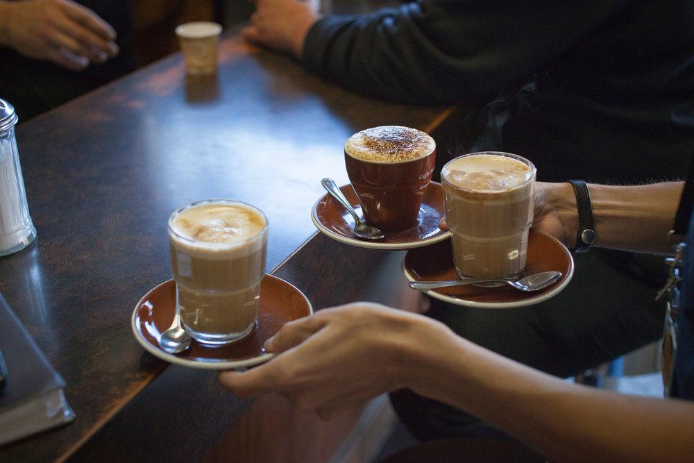 Copy of coffee break little italy tour Montreal