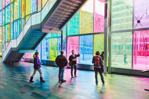 Underground to Summit Indoor Walking Tour -