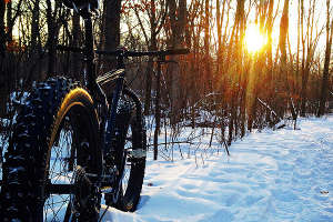Fatbike on the Mountain Tour -