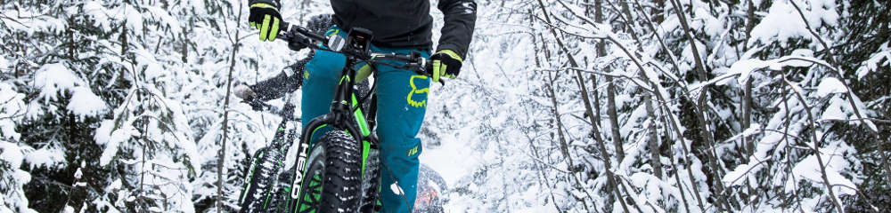 Fatbike on the Mountain - Available this Winter!