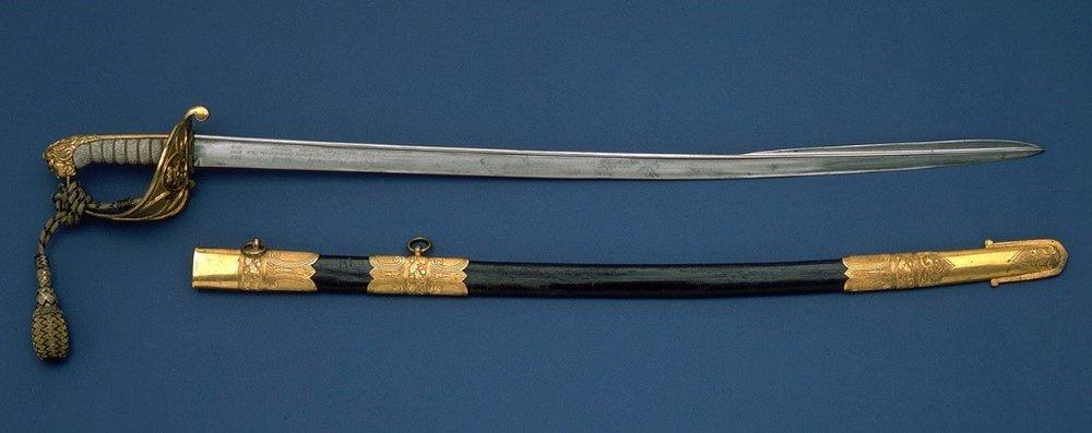 Widdowson & Veale sword