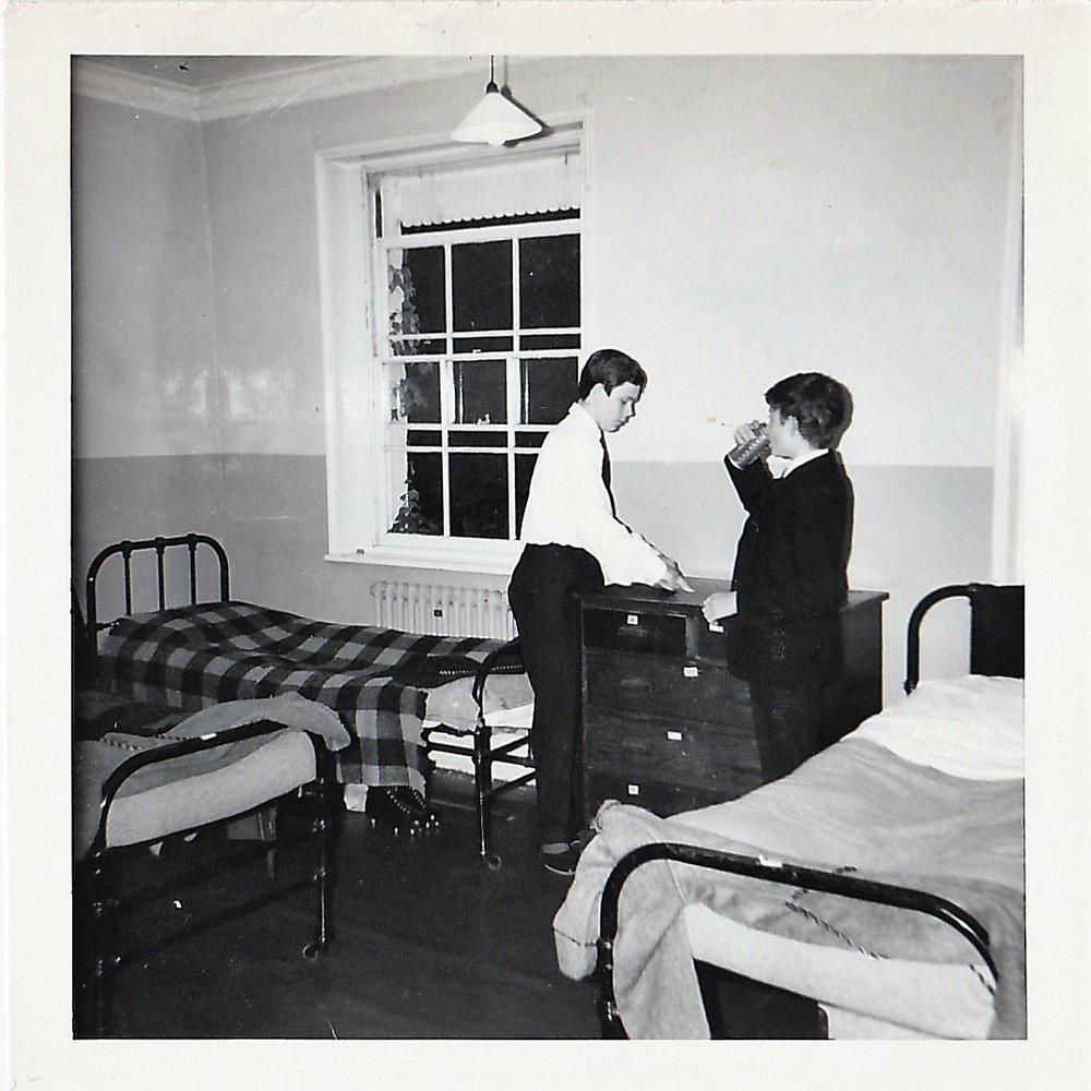 Tutor's dorm. 1967. Source: Cheryl Spray