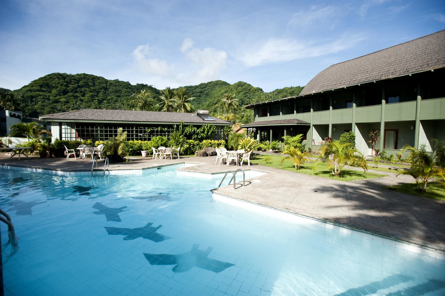 Image result for American Samoa Sadie's by the Sea