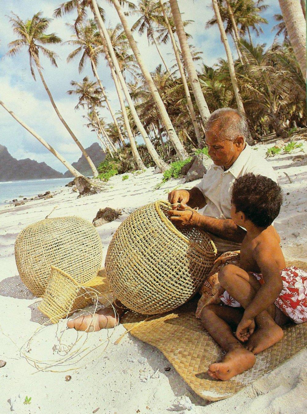PC: National Park of American Samoa