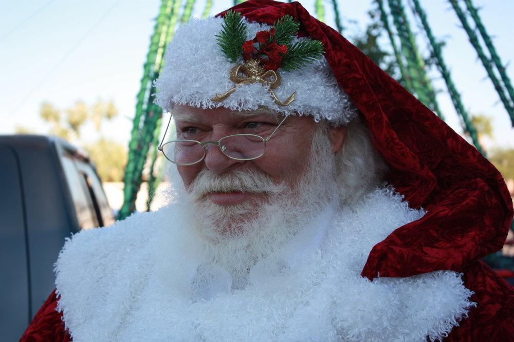 Meet our Santa!
