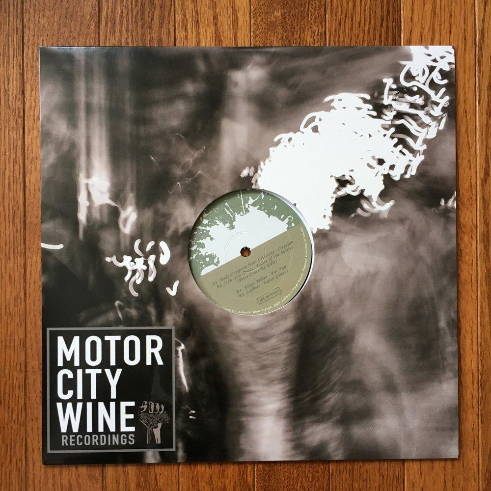 MCWR001 // VA - MotorCity Wine Recordings #1
