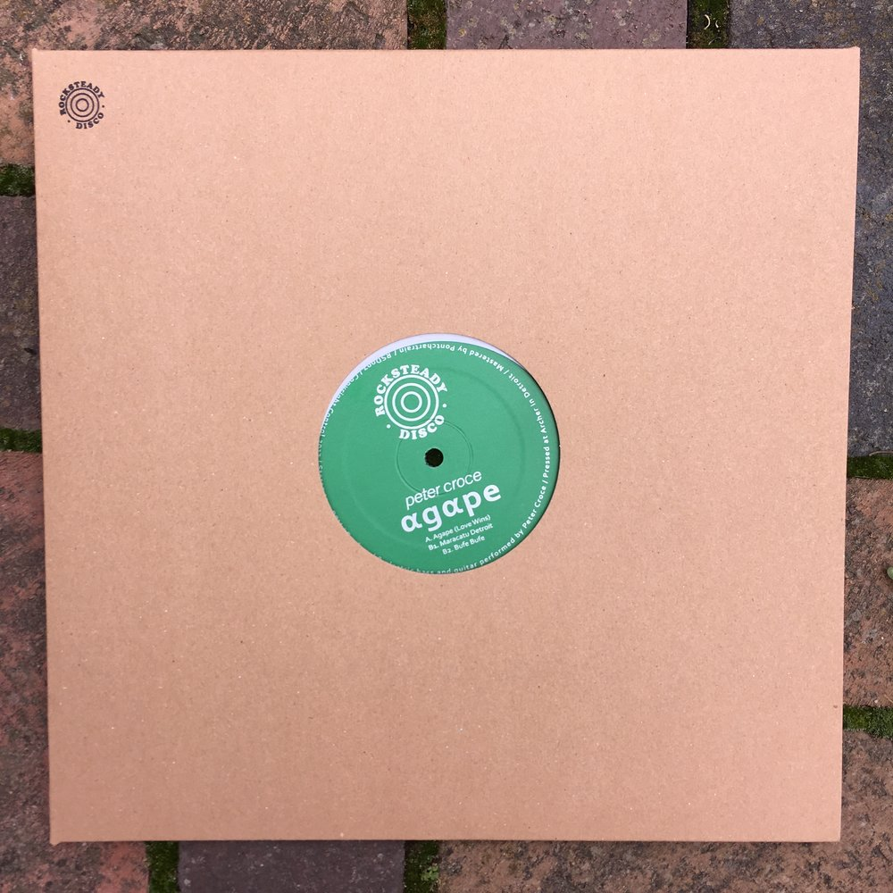 RSD007 // Agape EP