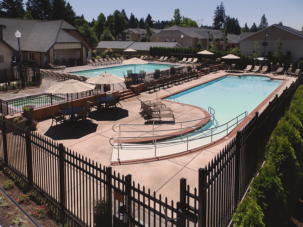 Luxury Apartments Pool mission hills luxury apartments