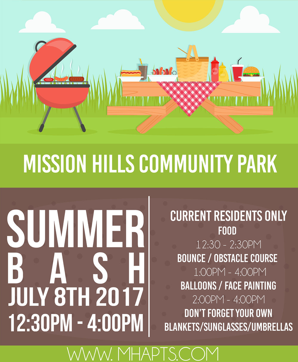 Vancouver-Washington-luxury-apartments-summer-bash-community-party