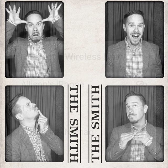 Less than 24 hours in #nyc Log #1:  After a full day of meetings, you gotta let loose... #photobooth #nyc #zzz