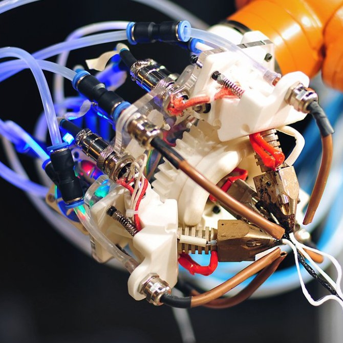 Part III: Invention - Weeks of work culminate in a final project - a robot designed and built by you. Learn the brainstorming process, and how to make your idea a reality. Projects can range from soccer bots to maze solvers.1. Design Process2. Complex Circuitry3. Real World Applications