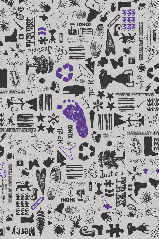 Trek Pattern Grey Background.png
