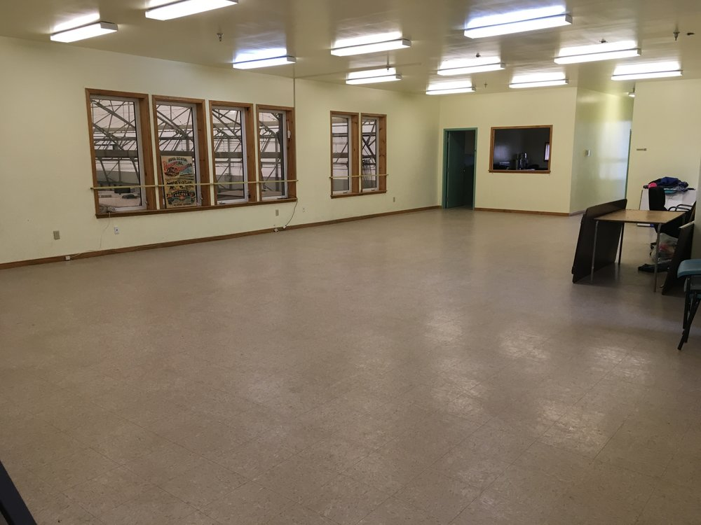 Second Level Community Room in the Agridome