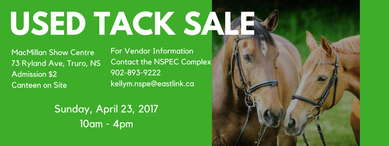 used-tack-sale-banner