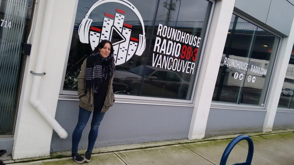Sense of Place, Roundhouse Radio